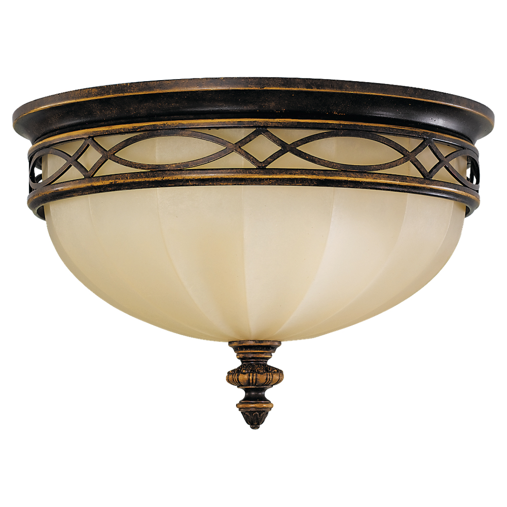 Murray Feiss (FM261) Drawing Room 14 Inch Flush Mount