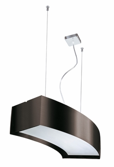 El Torrent Lighting (TUS.VE.475.01) Versatil Pendant Large with GU-24 Base Compact Fluorescent Lamping
