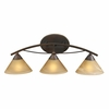 ELK Lighting (7642/3) Elysburg 3-Light Bathbar