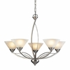 ELK Lighting (7637/5) Elysburg 5-Light Chandelier