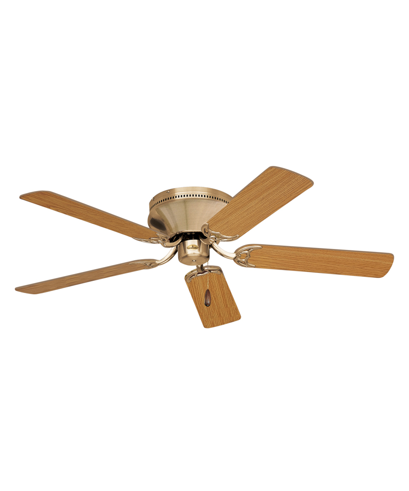 Emerson 52 Inch Snugger Traditional 5 Blade Ceiling Fan