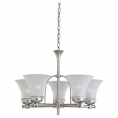 ENERGY STAR Five-Light Newport Chandelier