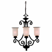 ENERGY STAR Three-Light Acadia Chandelier