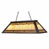 Landmark Lighting (70113-4) Tiffany Game Room Lighting 4 Light Billiard/Island Light in Tiffany Bronze Finish