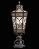 Fine Art Outdoor Post Lights