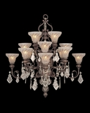 Multi Tier Chandeliers