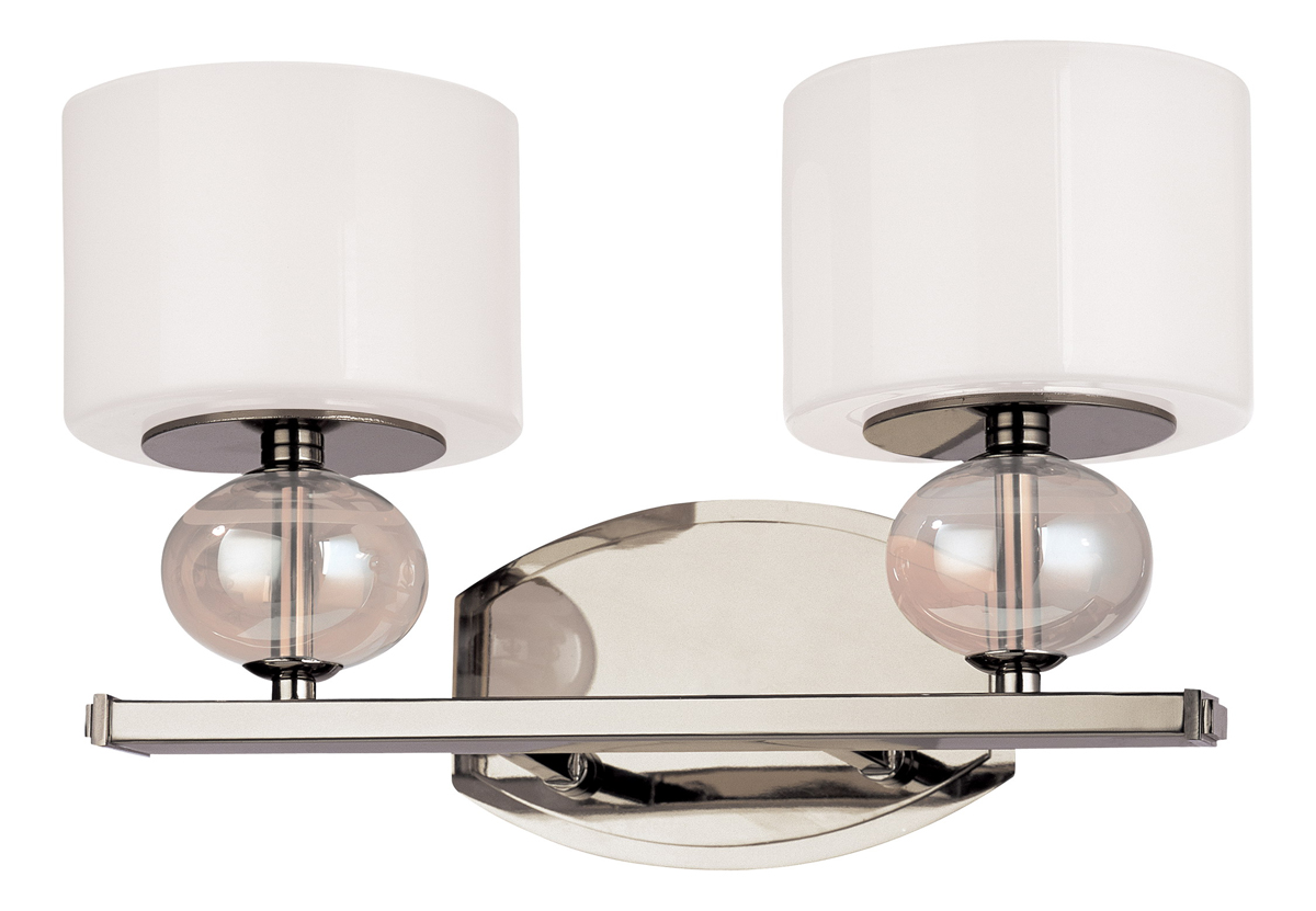 troy lighting b2852 fizz 2 light wall bath vanity