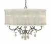 Framburg Lighting (1236) 5-Light Liebestraum Dining Chandelier