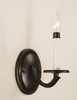 Framburg Lighting (2251) Single Light Sconce from the Napoleonic Collection