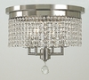 Framburg Lighting (2273) 4-Light Princessa Flush / Semi-Flush Mount