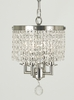Framburg Lighting (2274) 4-Light Princessa Mini Chandelier