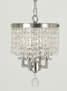 Framburg Lighting (2274) Four Light Chandelier from the Princessa Collection