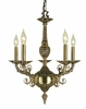 Framburg Lighting (2875) 5-Light Napoleonic Dining Chandelier