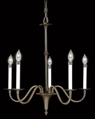 Framburg Lighting 5 Light Early American Chandelier - from Framburg- SKU: 9225-MB