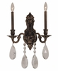 Framburg Lighting (5592) 2-Light Czarina Wall Sconce