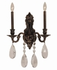 Framburg Lighting (5592) Double Light Sconce from the Czarina Collection