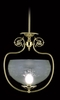 Framburg Lighting (7801) 1-Light Chancery Pendant