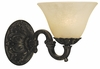 Framburg Lighting (7881) 1-Light Napoleonic Wall Sconce