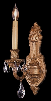 Framburg Lighting - Appassionata Bath and Sconces in Bronzed Gold Leaf - FBG-9951