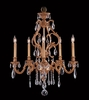 Framburg Lighting (9955) Five Light Chandelier from the Czarina Collection