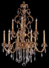 Framburg Lighting - Appassionata Dining Chandeliers in Bronzed Gold Leaf - FBG-9959