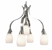 Framburg Lighting - Artemis Dinette Chandeliers in Platinum - FBG-2070
