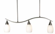 Framburg Lighting - Artemis Island Chandeliers in Platinum - FBG-2073
