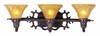 Framburg Lighting (1503) 3-Light Centennial Wall Sconce