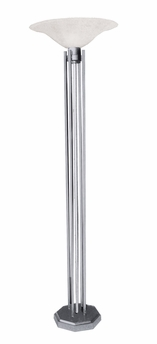 Framburg Lighting - Bellevue Portables in Brushed Stainless/Polished Nickel - FBG-9623