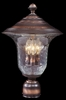 Framburg Lighting - Carcassonne Exterior in Siena Bronze - FBG-8327