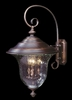 Framburg Lighting - Carcassonne Exterior in Siena Bronze - FBG-8330