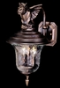 Framburg Lighting - Carcassonne Exterior in Siena Bronze - FBG-8502
