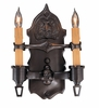Framburg Lighting (1652) 2-Light Centennial Wall Sconce