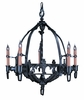 Framburg Lighting (1655) 5-Light Centennial Dining Chandelier