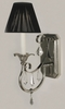 Framburg Lighting (1351) Single Light Sconce from the Princessa Collection