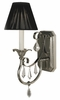 Framburg Lighting (1351) 1-Light Princessa Wall Sconce