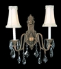 Framburg Lighting (9282) Double Light Sconce from the Czarina Collection