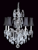 Framburg Lighting (9285) 5-Light Czarina Dining Chandelier