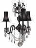 Framburg Lighting (9283) 3-Light Czarina Mini Chandelier