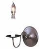 Framburg Lighting - Early American Bath and Sconces in Mahogany Bronze - FBG-9221
