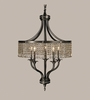 Framburg Lighting (1495) 5-Light Princessa Dining Chandelier