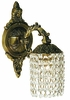 Framburg Lighting (1821) 1-Light Czarina Wall Sconce