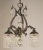 Framburg Lighting (1823) 3-Light Czarina Dinette Chandelier