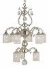 Framburg Lighting - Faustina Dining Chandeliers in Polished Silver - FBG-1829