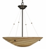 Framburg Lighting - Gaia Dining Chandeliers in Mahogany Bronze - FBG-3000