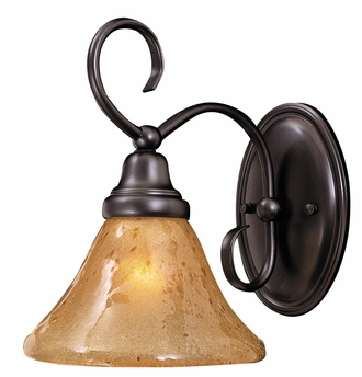 Framburg Lighting - H�uschen Bath and Sconces in Mahogany Bronze - FBG-1771