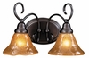 Framburg Lighting - H�uschen Bath and Sconces in Mahogany Bronze - FBG-1772