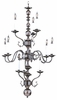 Framburg Lighting - Jamestown Foyer Chandeliers in Mahogany Bronze - FBG-9132