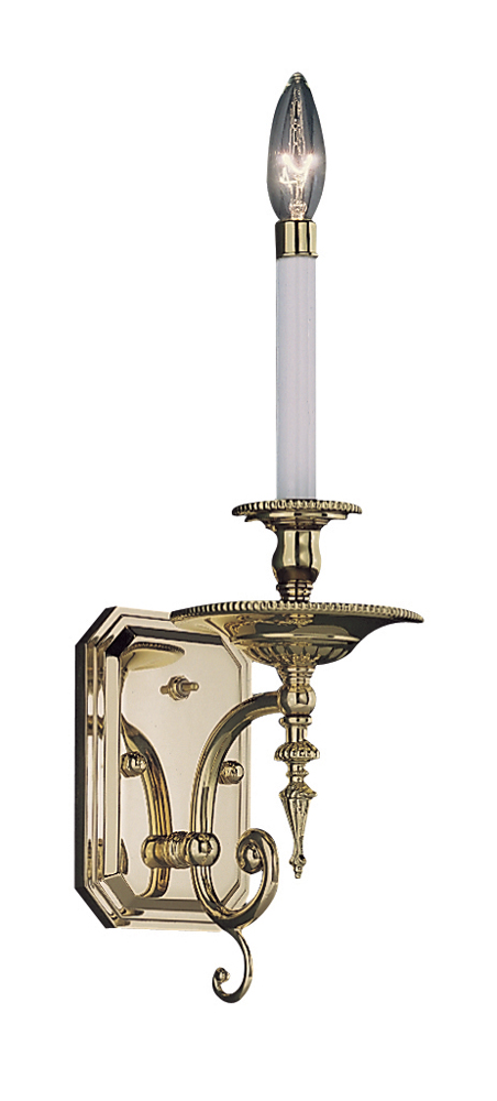 Framburg Lighting (7661) Single Light Sconce from the Kensington Collection