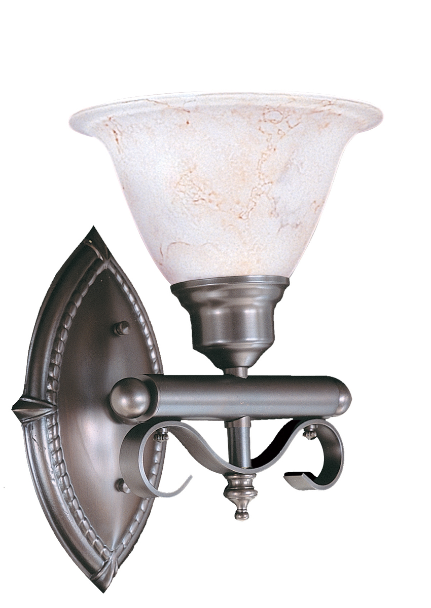 Framburg Lighting (9471) 1-Light Metalcraft Wall Sconce